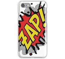 Zap 1 iPhone Case/Skin