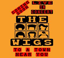 the wigs live in concert Unisex T-Shirt