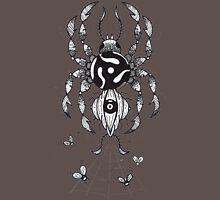 45 RPM SPIDER Unisex T-Shirt