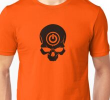 Game On Skull Unisex T-Shirt