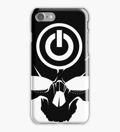 Game On Skull iPhone Case/Skin
