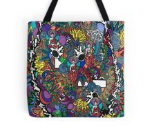 Lifted Tote Bag