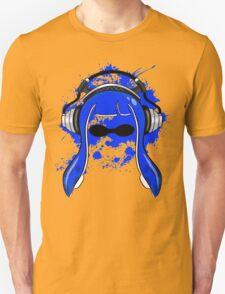 Inkling girl (Blue) Unisex T-Shirt