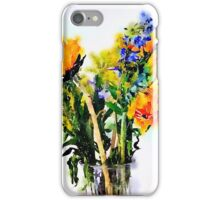 Bright Bouquet of Beautiful May Flowers iPhone Case/Skin