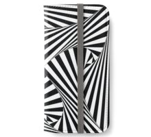 Twiangle BW iPhone Wallet/Case/Skin