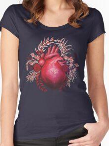 April's Broken Heart Women's Fitted Scoop T-Shirt