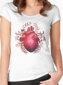 April's Broken Heart Women's Fitted Scoop T-Shirt