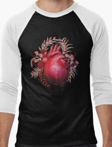 April's Broken Heart Men's Baseball ¾ T-Shirt