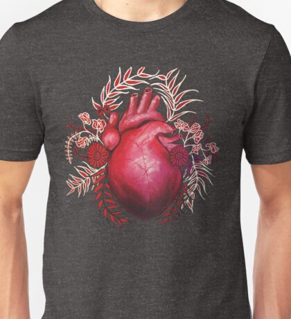 April's Broken Heart Unisex T-Shirt