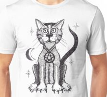 WICCAN CAT Unisex T-Shirt
