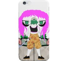 Panda Hero iPhone Case/Skin