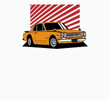 Nissan Skyline 2000 GT-R Coupe (orange) Unisex T-Shirt