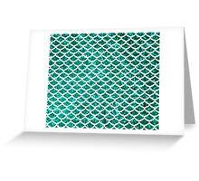 Tail Greeting Card