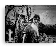 If the Angels Wept Canvas Print