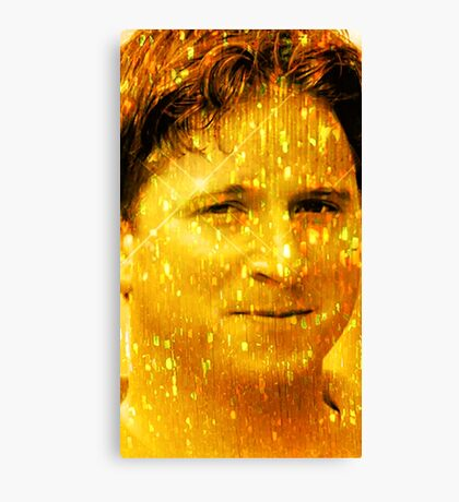 The Golden Kappa Canvas Print