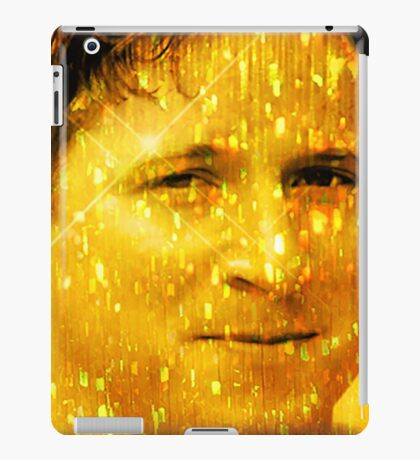 The Golden Kappa iPad Case/Skin