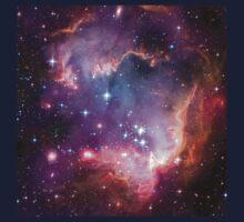 Nebula Star Burst Kids Tee