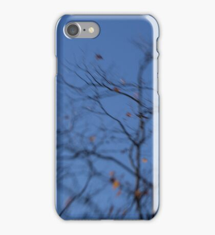 On tour with a lensbaby iPhone Case/Skin