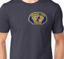 Nevada City Police Unisex T-Shirt