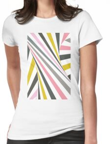 TwiangleQuatro Womens Fitted T-Shirt