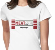 MeatCute Charcuterie Womens Fitted T-Shirt