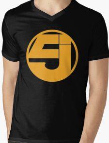Jurassic 5 Mens V-Neck T-Shirt