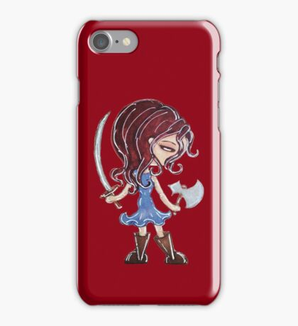 (a)bject in space iPhone Case/Skin