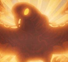BioShock Infinite – Sing Praise to the Songbird Poster Sticker