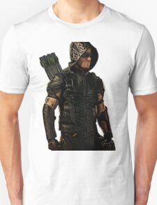 Arrow Season 4 Suit, Oliver Queen Unisex T-Shirt