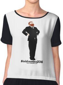 #Daisheretics2016 Chiffon Top