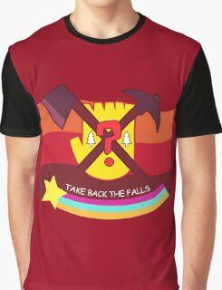 Take Back The Falls Graphic T-Shirt