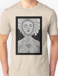 Untitled Female by Leslie Berg Unisex T-Shirt
