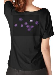 Chives Blossoms Women's Relaxed Fit T-Shirt