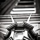 Clocktower by Jen Wahl