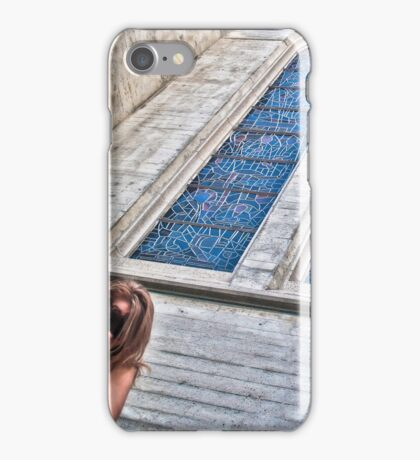 Gothic SF Moment  iPhone Case/Skin