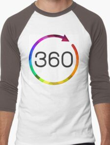 For the 360 obsessed! Men's Baseball ¾ T-Shirt