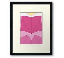Make it Pink! Framed Print