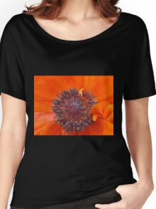 Poppy Seeds  Women's Relaxed Fit T-Shirt