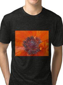 Poppy Seeds  Tri-blend T-Shirt