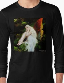 By the brook. Long Sleeve T-Shirt