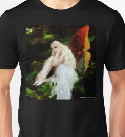 By the brook. Unisex T-Shirt