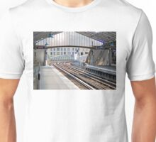 Paris Metro - Sevres-Lecourbe Station Unisex T-Shirt