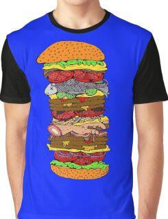 Ze Ultimate Burger Graphic T-Shirt