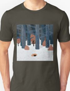 Asleep in the Woods Unisex T-Shirt