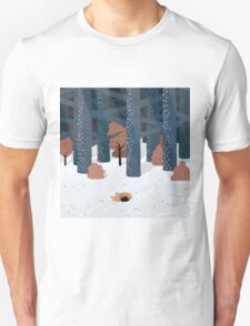Asleep in the Woods T-Shirt