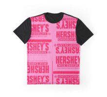 Hershey's Milk Chocolate (Valentine's Day Edition) Graphic T-Shirt
