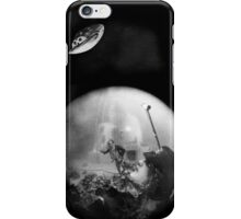 1000 Fathoms Above and Below. iPhone Case/Skin