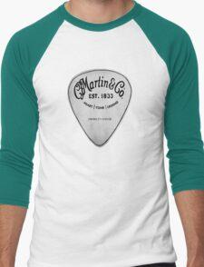 MARTIN GUITAR PIC Men's Baseball ¾ T-Shirt