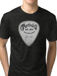 MARTIN GUITAR PIC Tri-blend T-Shirt