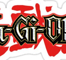 YU-GI-OH! Sticker